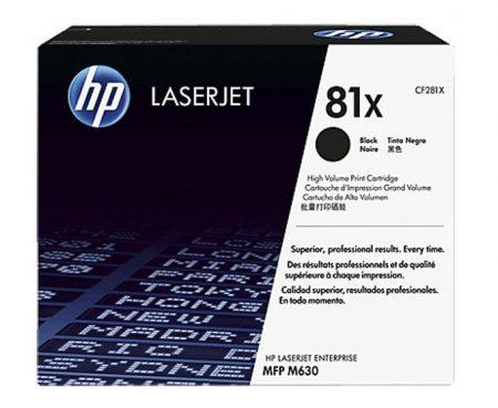 Tambor De Imagen HP LJ M630 BLACK 81X CF281X