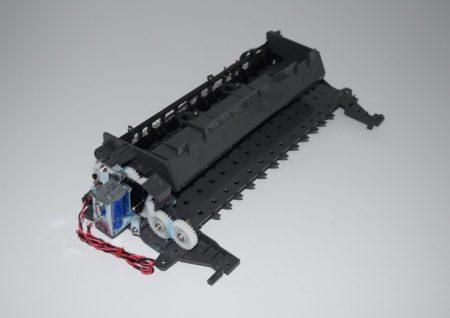 Ensamblaje de re direccionamiento LEXMARK MS610DN 40X8437