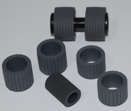 Kit Rodillos Cauchos Arrastre De Papel Escaner 3000 S3 L2753-60001-TIRE