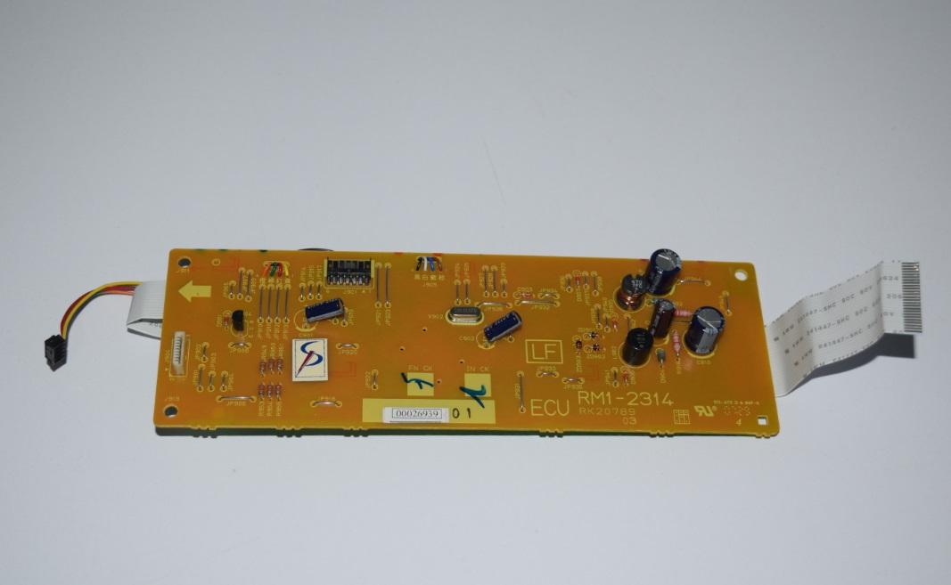 Tarjeta Panel De Control Hp Lj 1020 Rm1
