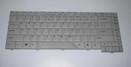 Teclado Ingles Silver ACER TM4520 PCS-MP-07A23UA-F46