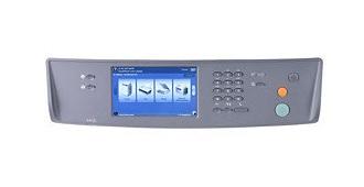 Control De Panel Samsung SCX-6555 JC97-03852A