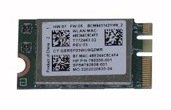 Tarjeta WiFi Inalámbrica HP Notebook 245-G4 792608-001