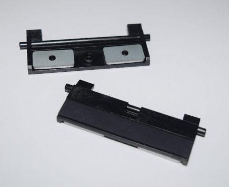 Separador De Papel Impresora HP LJ P2015 (GOMA) RM1-1298-PAD