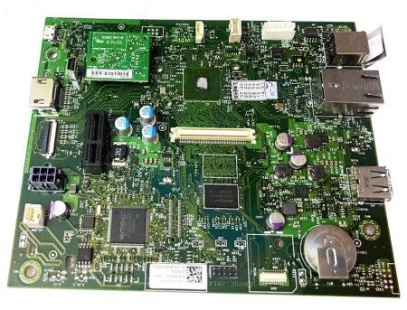 Tarjeta Principal Impresora HP LJ M607N K0Q14-60002