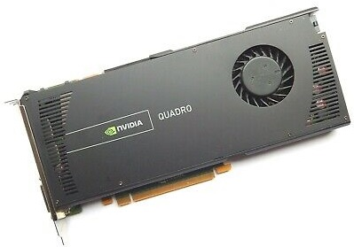 Tarjeta Video PCI Dell Nvidia Quadro 2GB 06WTYT